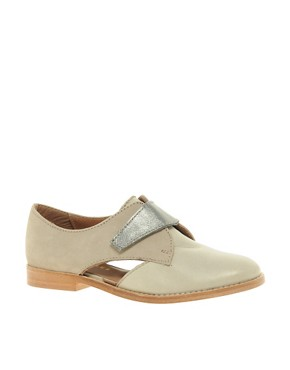 Image 1 ofWhistles Simone Flat Brogue Shoes