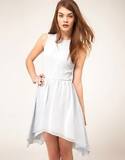 ASOS Mini Dress with Dip Back