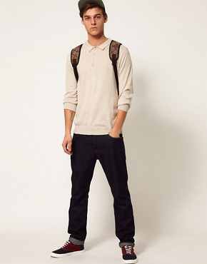 Image 4 ofASOS Polo Neck Jumper