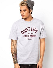 Camiseta con estampado City Of Angels de The Quiet Life