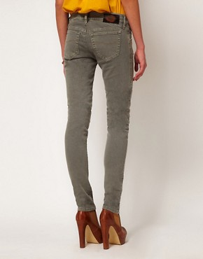 Image 2 ofDiesel Getlegg Coloured Skinny Jeans