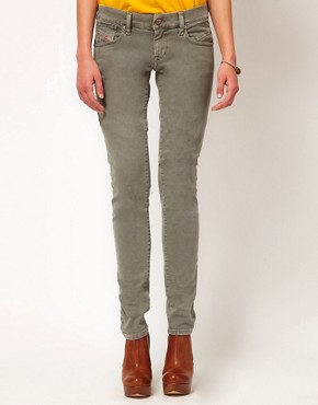 Image 1 ofDiesel Getlegg Coloured Skinny Jeans
