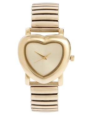 Image 1 ofRiver Island Heart Watch