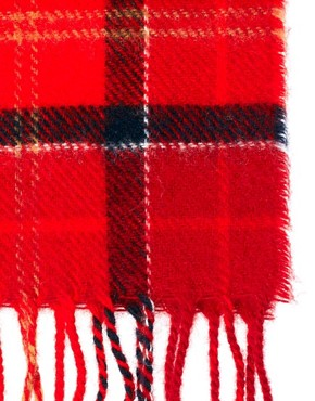 Image 2 ofBarbour Tartan Scarf