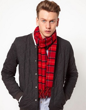 Image 3 ofBarbour Tartan Scarf
