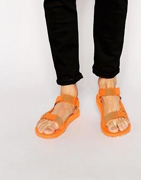 Teva Origianal Universal Marbled Sandals