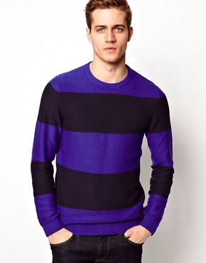 Image 1 ofEsprit Stripe Jumper