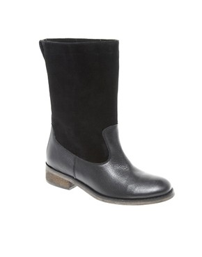 Image 1 ofASOS CONNOR Leather Boots