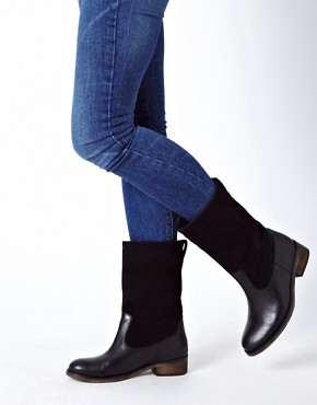 Image 3 ofASOS CONNOR Leather Boots