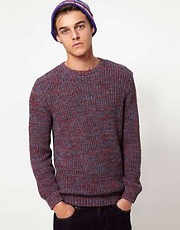 ASOS Twisted Yarn Jumper