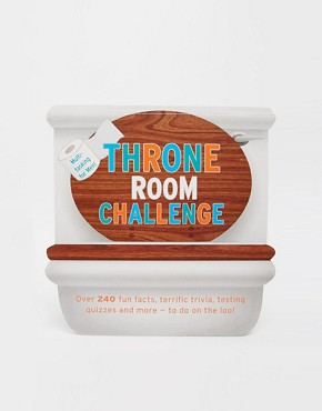 Throne Room Challenge Book