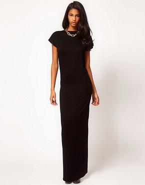 Image 2 ofASOS Maxi Dress with Low Back