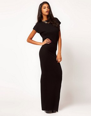 Image 4 ofASOS Maxi Dress with Low Back