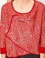 Image 3 ofSee by Chloe Intarsia Draped Cardigan