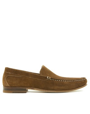 Image 4 ofJohn White Venice Suede Loafers