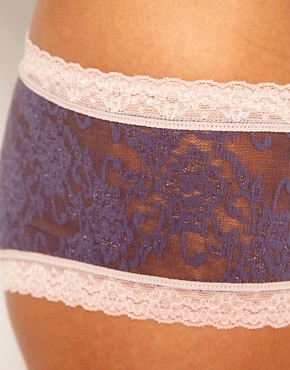 Image 3 of Kinky Knickers Lace Hipster Knickers