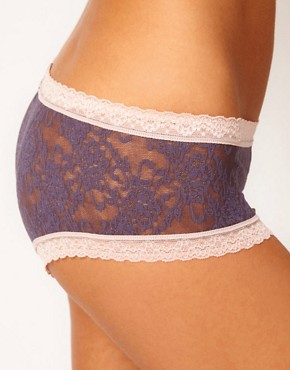 Image 4 of Kinky Knickers Lace Hipster Knickers