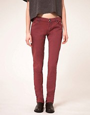 One Teaspoon Spider Super Skinny Jeans