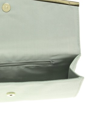 Image 2 ofASOS Diagonal Clutch