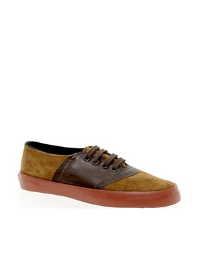 Image 1 ofYMC Leather Trainer