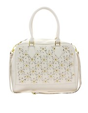 ASOS Flower Cutout Detail Bag