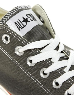Image 2 ofConverse All Star Slim Plimsolls