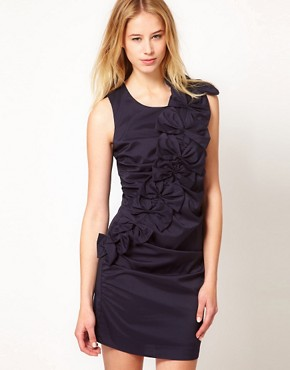 Image 1 ofJovonna Bow Dress