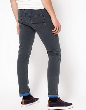 Image 2 ofASOS Skinny Jeans In Acid Wash