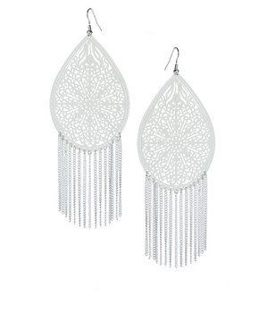 Image 1 ofPieces Jora Drop Earrings