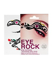 Eye Rock Eye Tattoos