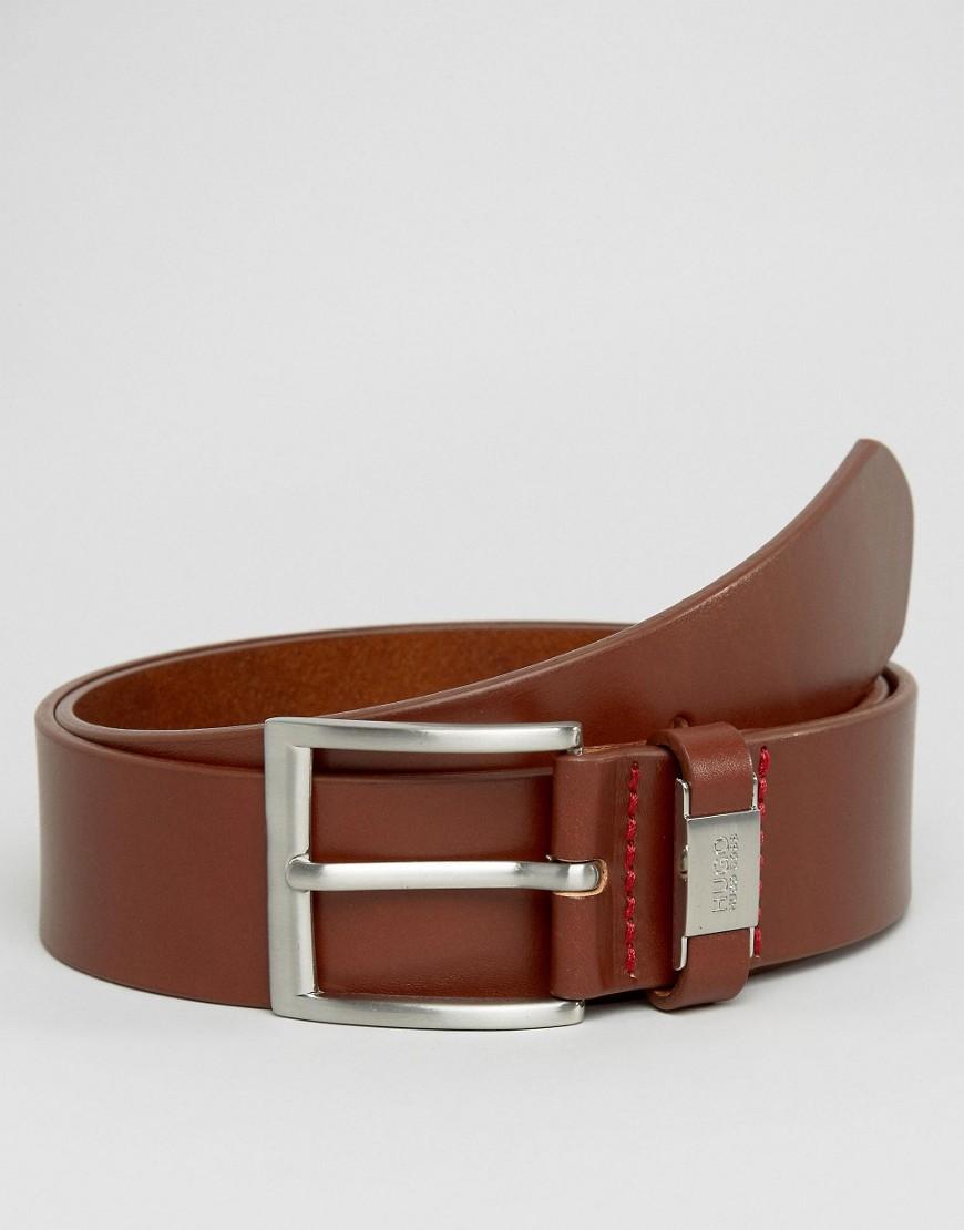 Hugo Boss Connio Leather Belt