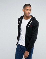 Polo Ralph Lauren Plain Jersey Hoodie