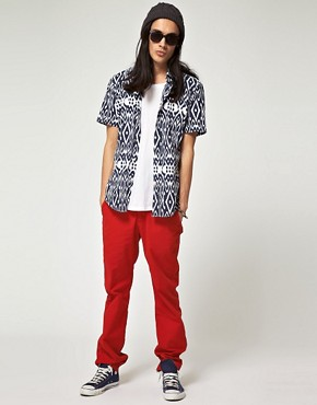 Image 4 ofBenson Patterned Short Sleeve Shirt