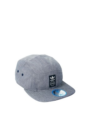 Image 1 ofAdidas Originals 5 Panel Cap