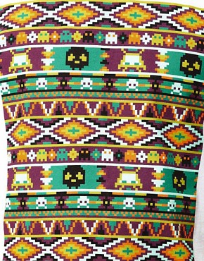 Image 3 ofJoystick Junkies Aztec T-Shirt