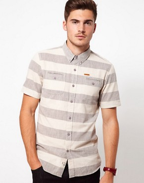 Image 1 ofFiretrap Short Sleeve Shirt