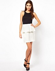 Glamorous Peplum Skirt