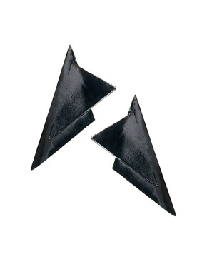 Image 1 ofJust Acces Triangular Earrings