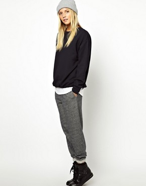 Image 1 ofASOS Speckled Sweatpants