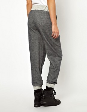 Image 2 ofASOS Speckled Sweatpants