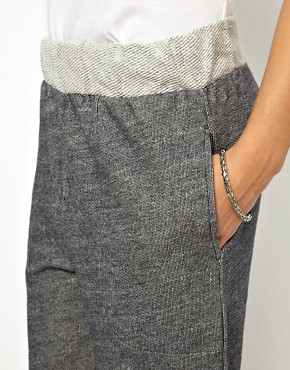 Image 3 ofASOS Speckled Sweatpants