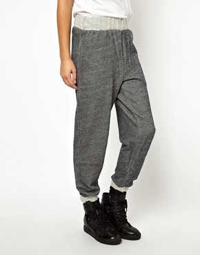Image 4 ofASOS Speckled Sweatpants