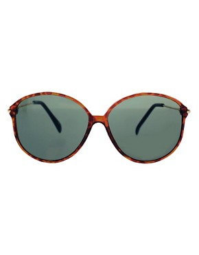 Image 2 of Jeepers Peepers Vintage Oversized Sunglasses