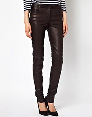 Vero Moda Leather Trouser