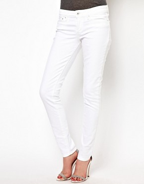 Image 1 ofLevi&#39;s Curve Id Demi Curve Skinny Jeans
