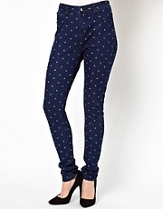 One Teaspoon Polka Dixies Jeans