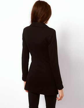 Image 2 ofVero Moda Long Line Blazer