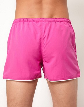 Image 2 ofOiler &amp; Boiler East Hampton Retro Swim Shorts