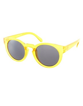 Image 1 ofAJ Morgan Round Sunglasses