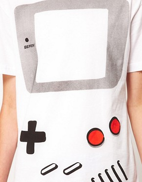 Image 3 ofBe Priv Game T-shirt Exclusive To ASOS UK